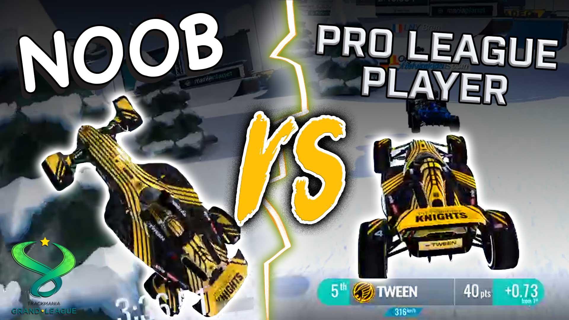 Tween N00b vs Pro Thumbnail