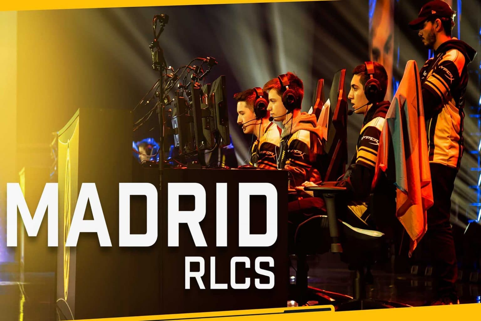 RLCS Madrid Video Thumbnail