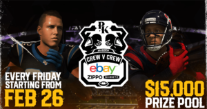 Knights: Crew vs Crew(3v3) Madden 21 MUT League