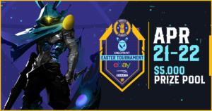 Knights Gauntlet Easter Tournament